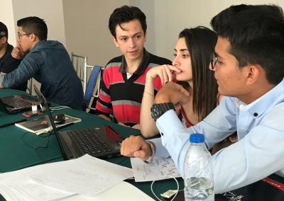Academia de trading en Latinoamerica